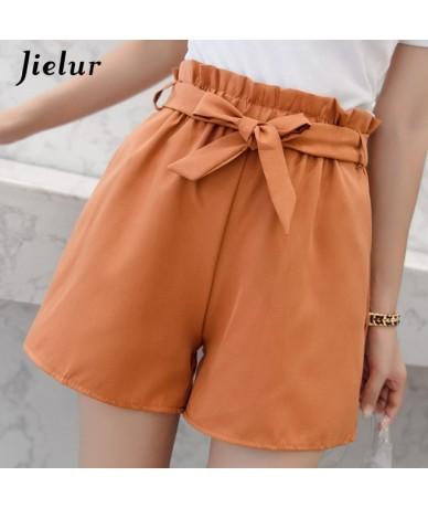 Candy Sweet Shorts Lady Korean Ulzzang Elastic Woman Short Summer Casual Lace-up Short Streetwear Pantalones Cortos Mujer - ...